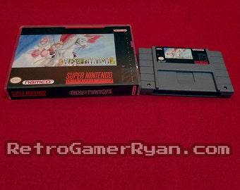 Tales of Phantasia (Super NES Reproduction)