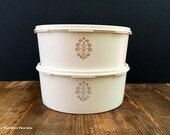 Tupperware cake canisters [one remaining]