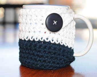 Mug Cozy With Coaster