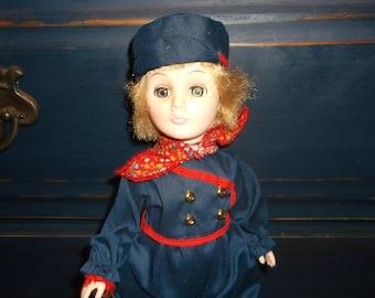 "Effanbee Doll ""Hans Brinker"""