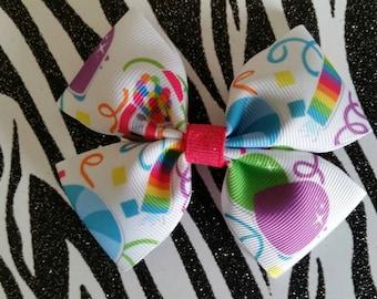 Candy Girl hair bow