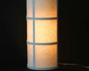 Felt table lamp