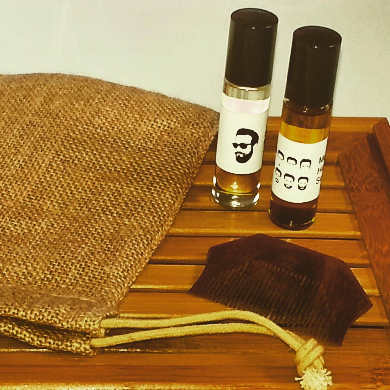 mens beard kit moustache sideburns beard booster serum beard. Black Bedroom Furniture Sets. Home Design Ideas