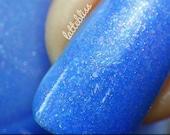Frozen handmade custom nail polish