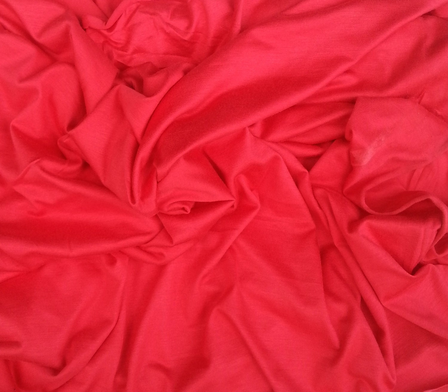 Rayon fabric stretch jersey knit fabric by the yard for Rayon fabric