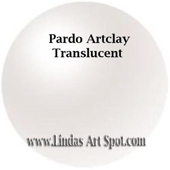 Viva Decor - Pardo Professional Translucent Art Clay, make beautiful faux beach glass and more