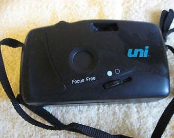 Uni Focus Free 35mm Point & Shoot Camera C6-5