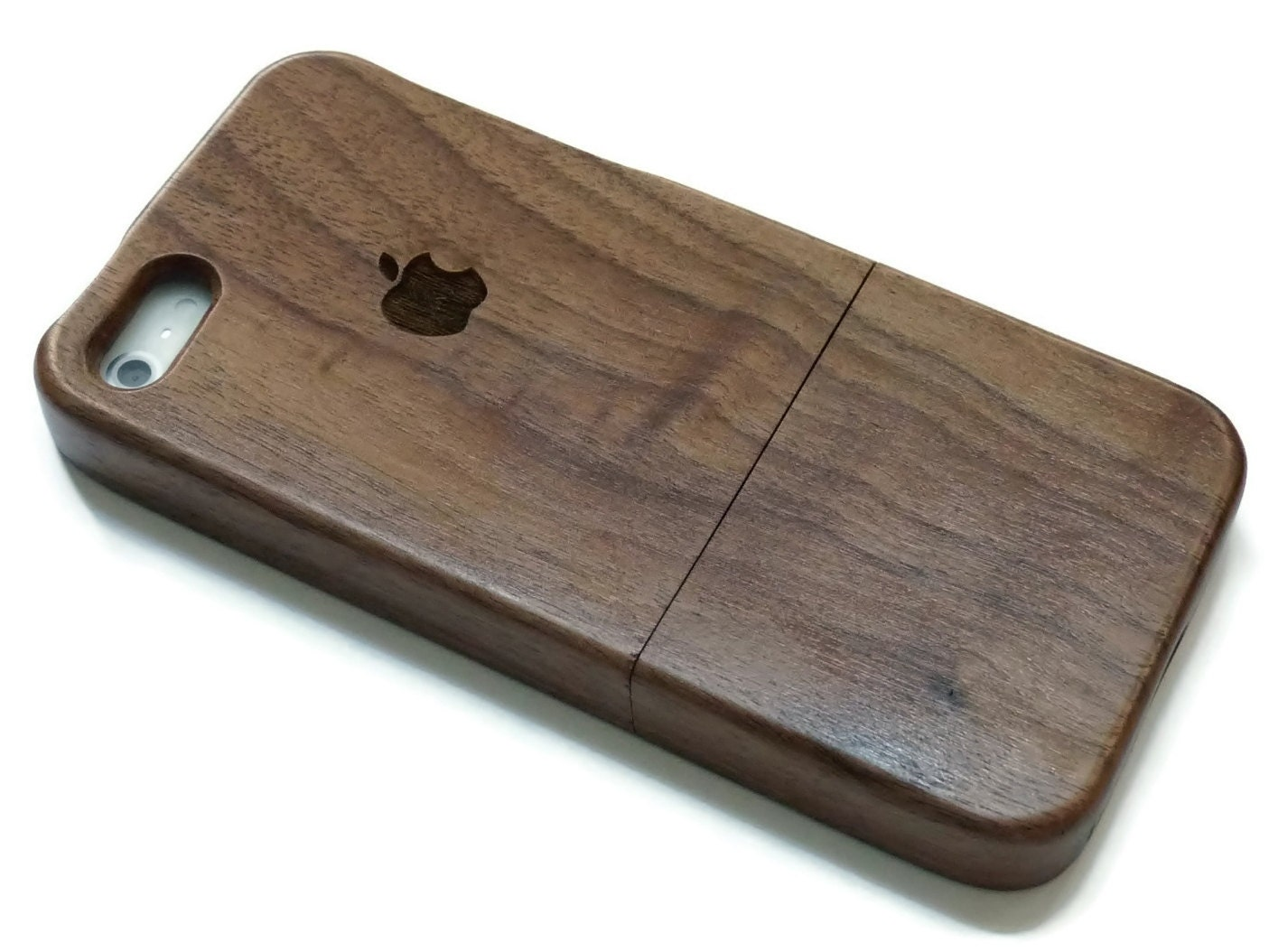 Iphone 6 case wood wooden iphone 6 case walnut cherry or