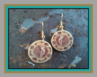 earrings lightweight  desert southwest