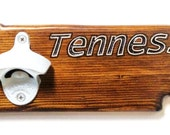 Handcrafted Tennessee Bottle Opener