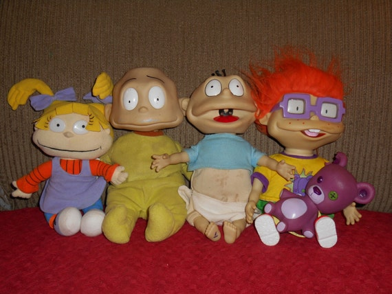 chuckie rugrats toys - photo #45