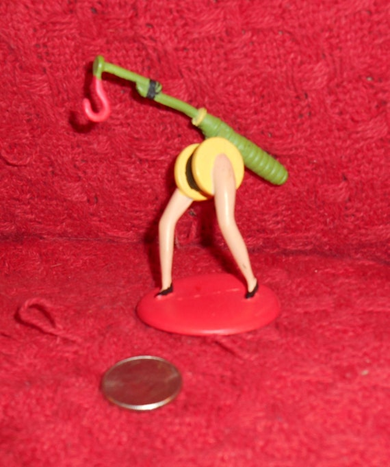 Toys For Legs : Very rare toy story legs mutant pvc figurine from