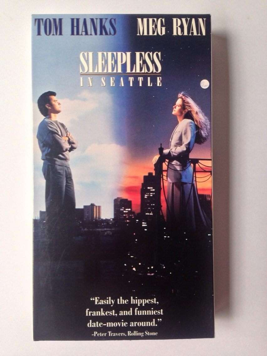 an overview of the film sleepless in seattle Film review with chemistry that was to make a reappearance in the 1998 film  you've got mail, tom hanks and meg ryan star in the 1993 romance sleepless  in.