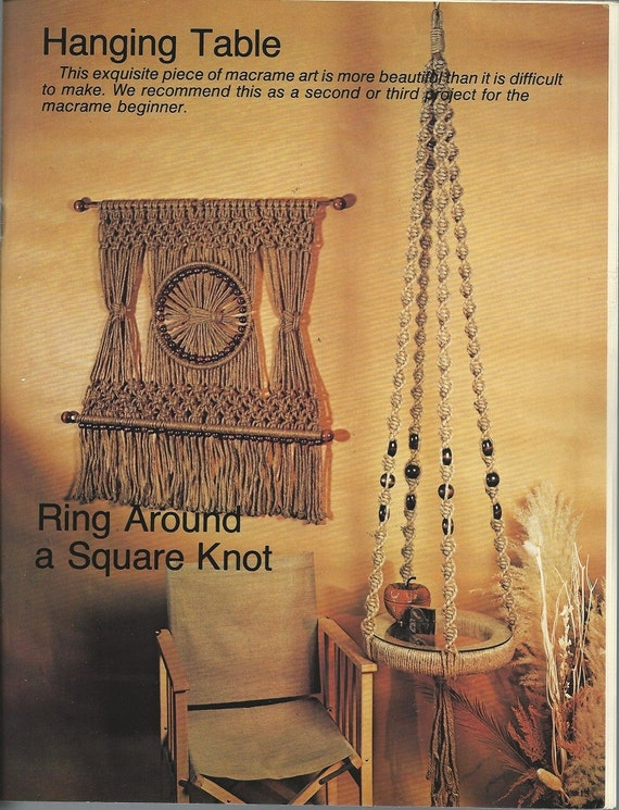 macrame instructions for beginners