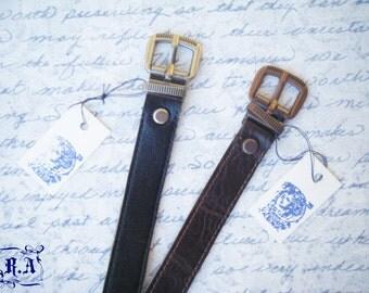 Standard belt accessory blwck or brown (fits soom ID72 and megagem)