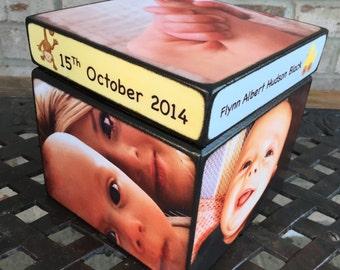 Keepsake Box, Personalized Keepsake Box, Small Keepsake Box, Wood Keepsake Box, Small Box