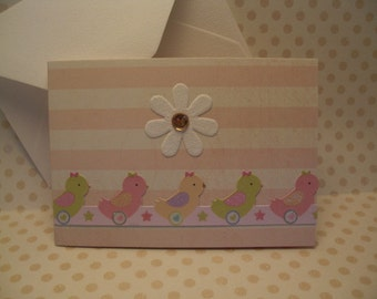 Baby Girl - Gift Card