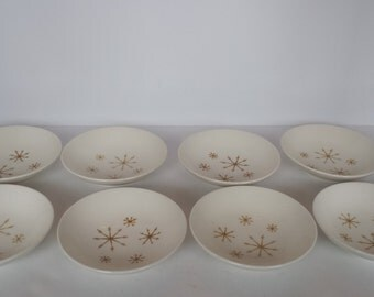 Star Glow Sauce Dishes (Set of 8)