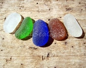 Rare and unusual sea glass colors from the Peruvian coast HU-0031