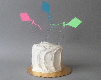 Kite Cake Decorations