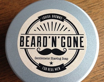 Mens shaving soap