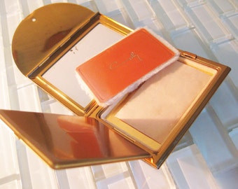 Gold Metal Folding Compact Cody