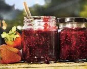 Homemade Tutti Frutti Jam
