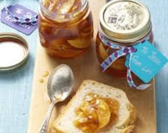 Homemade Apple Pie Jam