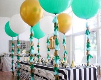 Balloon Tassels