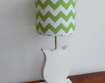 handmade owl lamp base handmade wooden animal desk or table lamp base nursery - Giraffe Lamp
