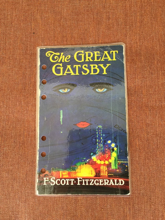 a personal book review of the great gatsby by f scott fitzgerald The great gatsby was published in 1925 and is probably the greatest representation of the jazz age (also known as the roaring twenties) in literary fiction the story takes place in the.
