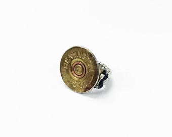 Small Shotgun Shell Ring