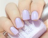 Lavender Macaron Nail Polish