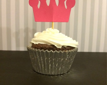 Crown Cupcake Topper
