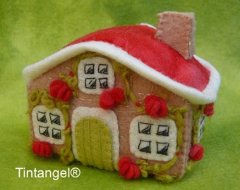 Cottage Garden Corn Poppy - DIY kit
