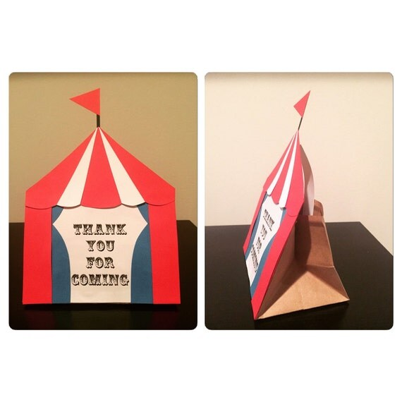 Carnival Party Decorations Circus Theme