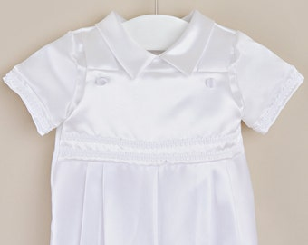 Sawyer Boy Christening Outfit, Baby Boy Baptsim Outfit, Boy Blessing Outfit