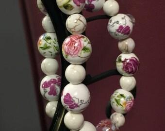 Faberge bracelet