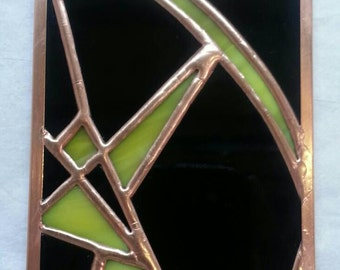 Stained Glass Strongbow Hard Cider Logo