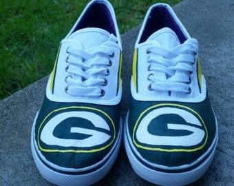 Green Bay Packer Shoes