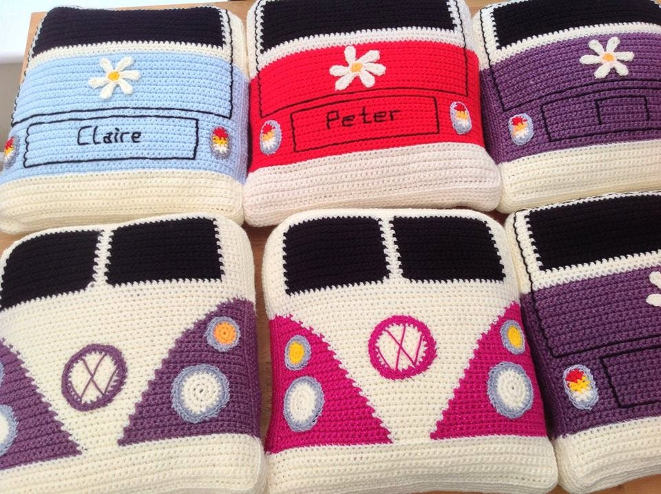 Vw Campervan Knitting Pattern : Chandeliers & Pendant Lights