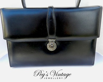 leather handbag made in canada etsy