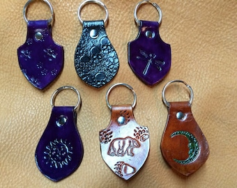 Custom Key Tags