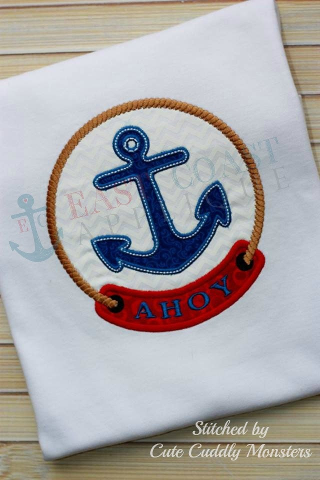 embroidery patch machine