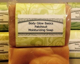 Patchouli Moisturizing Soap- All Natural