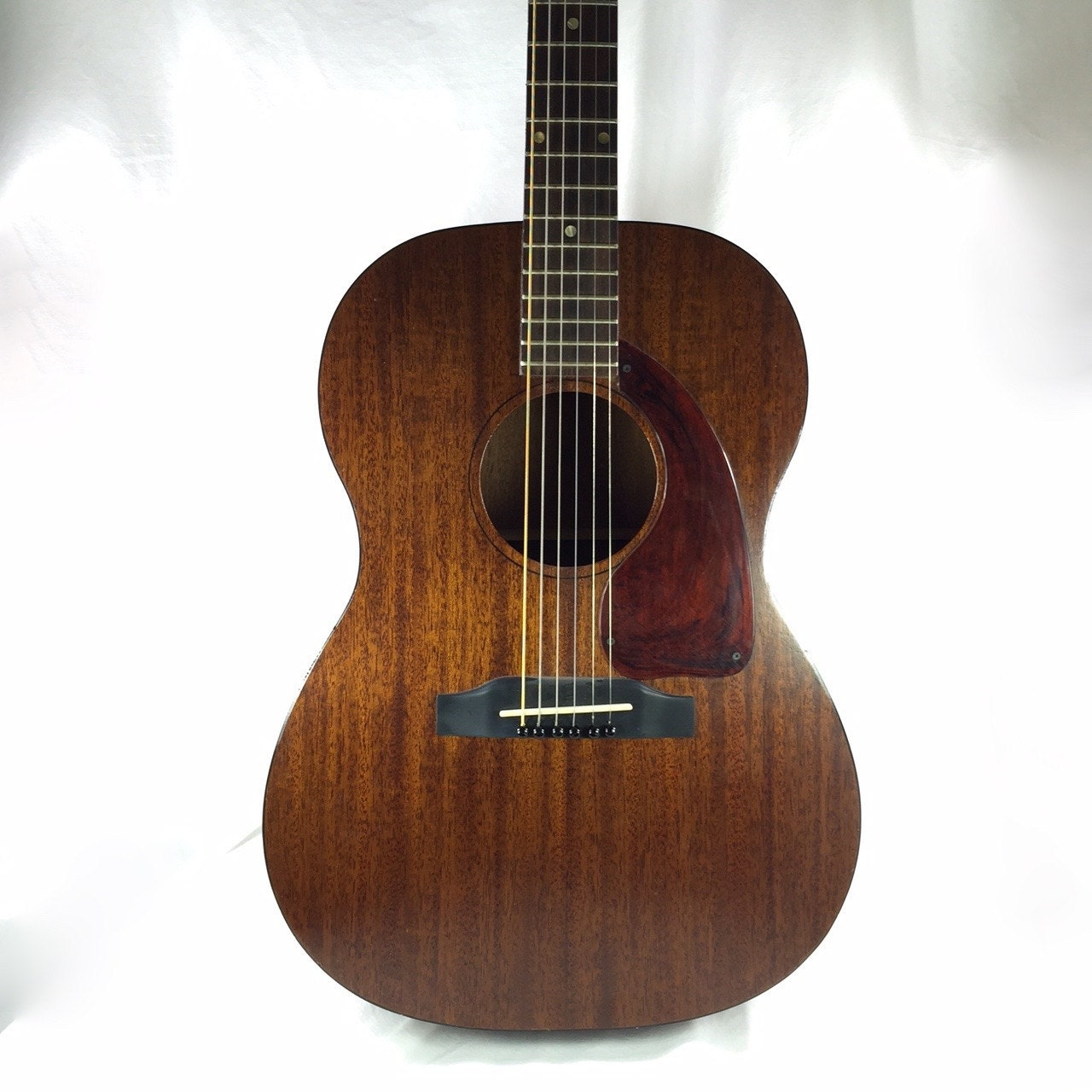 gibson acoustic guitar vintage 1964. Black Bedroom Furniture Sets. Home Design Ideas