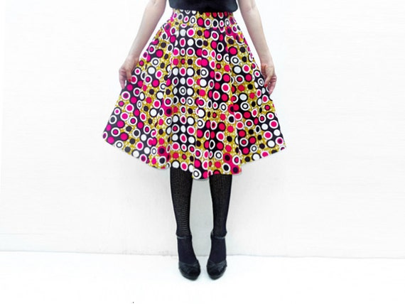 polka dot skirt skirt clothing by