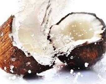 Coconut (Copra Oil) Massage  & Or Carrier Oil  1 lb