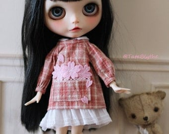 Suite Shirt and Skirt for Blythe(Sakura LIMITED edition)