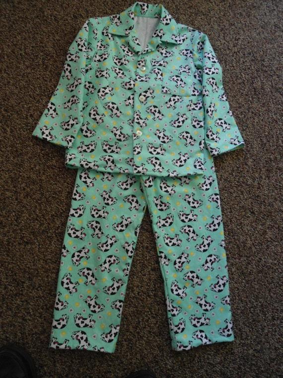Kid Pajamas Pajamas Overalls 1 6T Boys Girls Nightgown